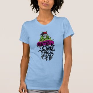 And Jill Came Tumbling After - The Tightening Grip T-Shirt