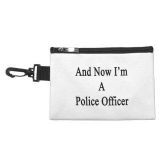 And Now I'm A Police Officer Accessory Bag
