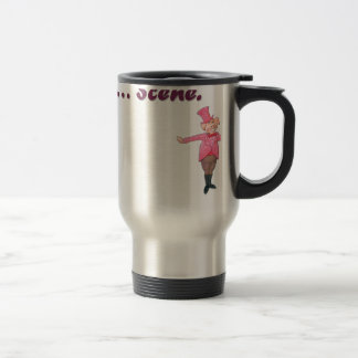 And ... Scene Travel Mug