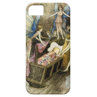And, Sweetly Singing Round Thy Bed iPhone 5 Case