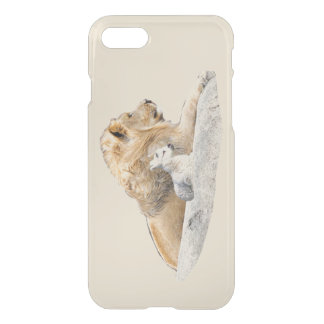 And The Lion Shall Lie Down With The Lamb iPhone 8/7 Case