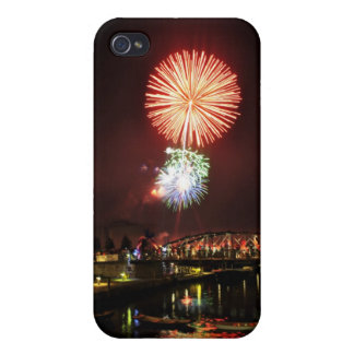 And the Rockets Red Glare... iPhone 4/4S Cover