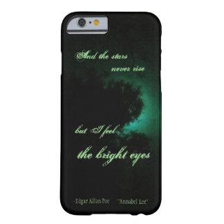 """And the stars never rise..."" Phone Case"