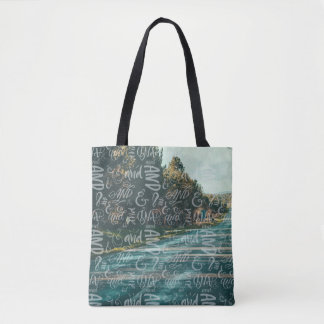And Then. The Next Chapter Tote Bag