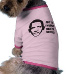 And You Thought Carter Sucked Doggie Shirt