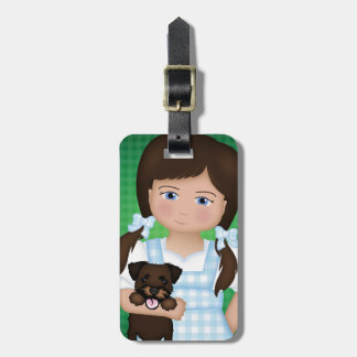 And Your Little Dog ToO!  Dorothy Luggage Tag