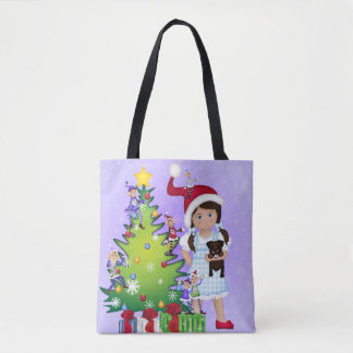 And Your Little Dog ToO!  Dorothy Tote Bag