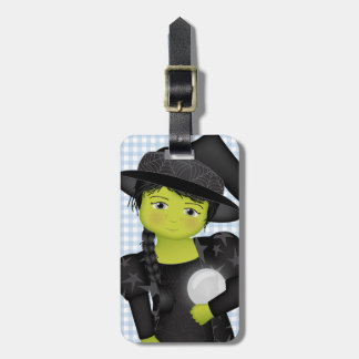 And Your Little Dog ToO!  Wicked Witch Luggage Tag