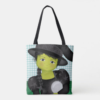 And Your Little Dog ToO!  Wicked Witch Tote Bag