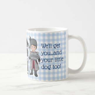 And Your Little Dog ToO! Witch Guard Flying Monkey Coffee Mug