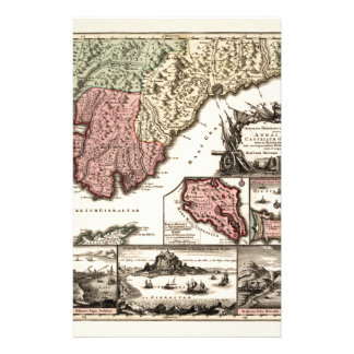 Andalusia 1720b stationery