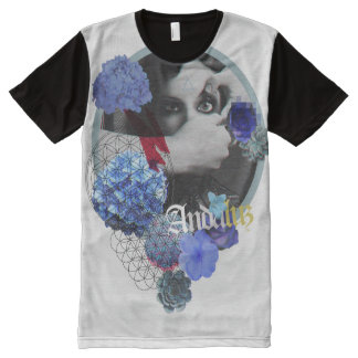 Andalusian All-Over-Print T-Shirt