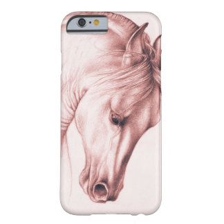 Andalusian Beauty In Sepia Barely There iPhone 6 Case