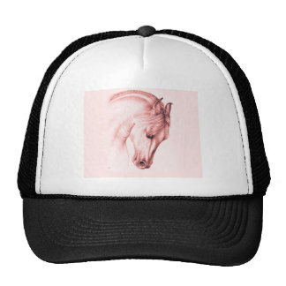 Andalusian Beauty In Sepia Trucker Hat