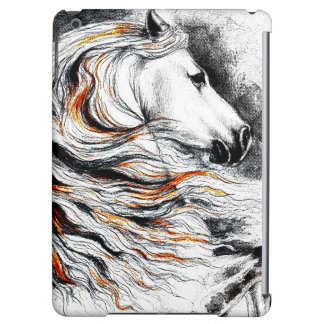 Andalusian Horse Comic Case For iPad Air
