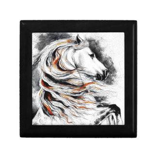 Andalusian Horse Comic Gift Box