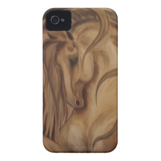 Andalusian Horse iPhone 4 Case-Mate Cases