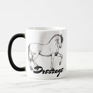 Andalusian Horse Piaffe Dressage Mug