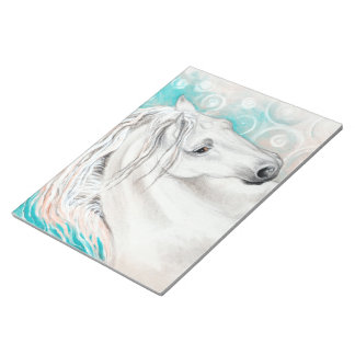 Andalusian In Blue Notepads