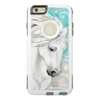 Andalusian In Blue OtterBox iPhone 6/6s Plus Case