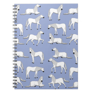 Andalusian selection notebook