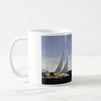 Andante Sailing mug with border