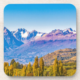 Andean Patagonia Landscape, Aysen, Chile Coaster