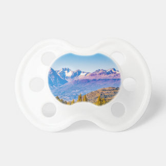 Andean Patagonia Landscape, Aysen, Chile Pacifier