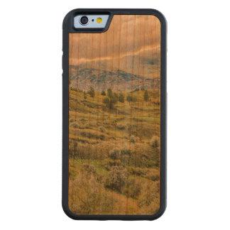 Andean Rural Scene Quilotoa, Ecuador Carved Cherry iPhone 6 Bumper Case