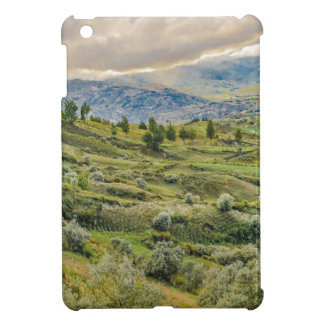 Andean Rural Scene Quilotoa, Ecuador iPad Mini Covers