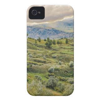 Andean Rural Scene Quilotoa, Ecuador iPhone 4 Case-Mate Case