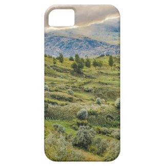 Andean Rural Scene Quilotoa, Ecuador iPhone 5 Cases