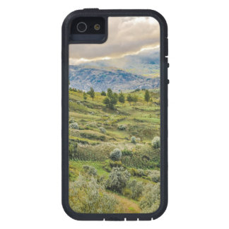 Andean Rural Scene Quilotoa, Ecuador iPhone 5 Cover
