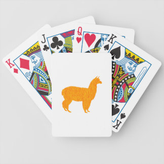 Andean Sun Bicycle Playing Cards