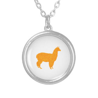 Andean Sun Silver Plated Necklace