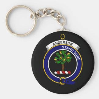 Anderson - Clan Crest Keychain