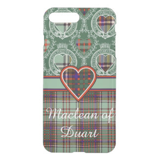 Anderson clan Plaid Scottish tartan iPhone 7 Plus Case