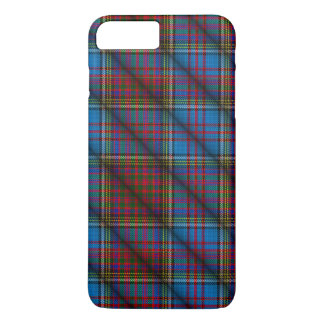Anderson Clan Tartan (Cylindrical) i-Phone iPhone 8 Plus/7 Plus Case