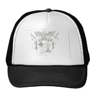 Anderson Family Crest 001.jpg Trucker Hat