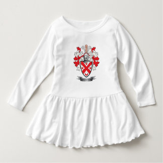 Anderson Family Crest Coat of Arms Dress