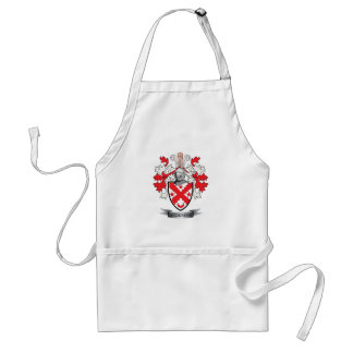 Anderson Family Crest Coat of Arms Standard Apron