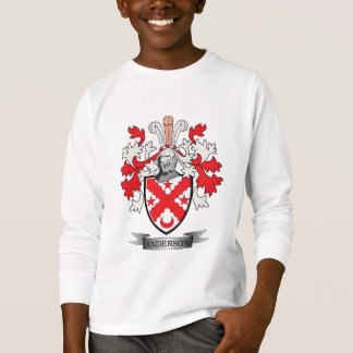 Anderson Family Crest Coat of Arms T-Shirt