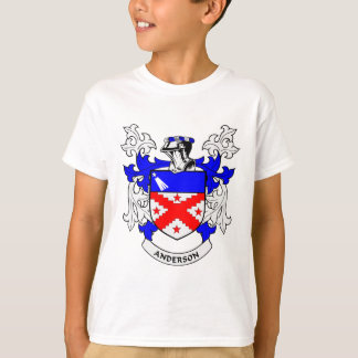 Anderson Family Crest T-Shirt