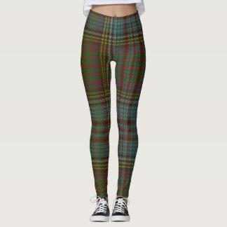 Anderson Scottish Tartan Plaid Leggings