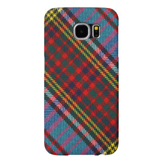 Anderson Tartan Cellphone Skin 2 Samsung Galaxy S6 Cases