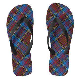 Anderson Tartan Flip-flops Flip Flops