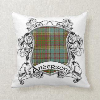 Anderson Tartan Shield Pillows