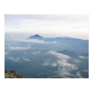 Andes from Volcan Tajumulco, Guatemala Postcard