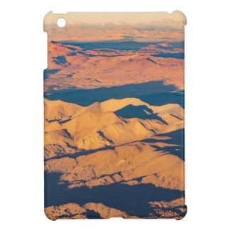 Andes Mountains Aerial Landscape Scene iPad Mini Cover