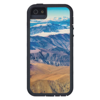 Andes Mountains Aerial View, Chile iPhone 5 Case